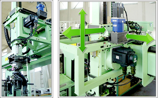 3-Axis Gantry Loader