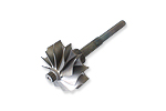 Turbo Charger Impeller Shaft